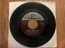 RARE Charlie McCoy 1960-Cherry Berry Wine/My little woman 45 *Popcorn Rockabilly