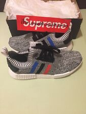 best authentic f61a7 2ed41 Adidas NMD R1 PK Tri Color EU 44 23 US 10.5 UK 10 Deadstock
