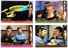 STAR TREK TOS SEASON 2 (Fleer/Skybox, 1998)--CHARACTER LOG Set -23 (29/52)*