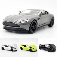 2018 Aston Martin DB11 AMR 1:32 Model Car Diecast Toy Vehicle Sound Light Kids