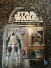 Star Wars Legacy Collection Droid Factory biker scout Figure Cancelled Line