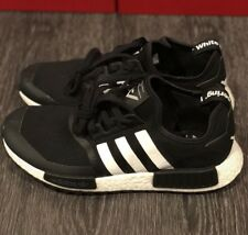 Adidas NMD R1 Trail Sz 10.5 White Mountaineering 100%Authentic Core Black BA7518