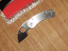 Spyderco C166P Ed Schempp Equilibrium knife - BRAND NEW