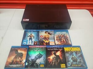 Denon DBT-1713UD  3D Blu-ray DVD Player no remote dc movie lot aquaman batman