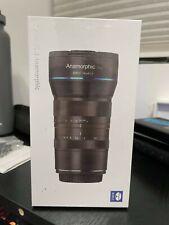 Sirui 24mm MFT Anamoprhic Lens New
