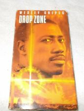 Drop Zone starring Wesley Snipes (VHS, 1995)