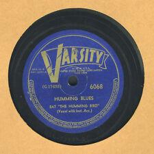 "Rare 78  Record Bat ""The Humming Bird""  ""The Humming Blues / ""Slow Drag"""