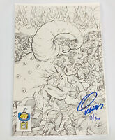 The Tick SDCC 2020 Exclusive Autographed Variant Art Cover San Diego Comic Con