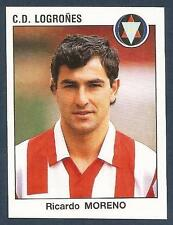 PANINI FUTBOL 93-94 SPANISH -#147-C.D.LOGRONES-RICARDO MORENO