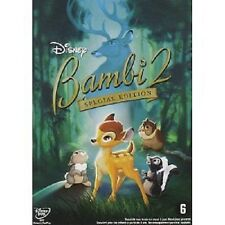 21012 // BAMBI 2 DISNEY (Import langue francaise) EDITION SPECIALE DVD NEUF