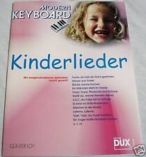 KINDERLIEDER  FÜR  KEYBOARD  >>> T O P <<<