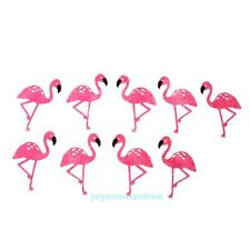 9pcs Flamingo Banner Garland Bunting Birthday Party Pennant Kids Room Decoration