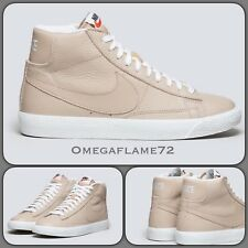 Nike Blazer Mid Premium Leather QS 429988-202 UK 7, EUR 41, USA 8 Light Tan