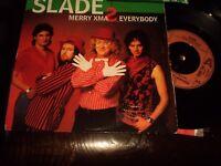 SLADE -  MERRY CHRISTMAS EVERYBODY  - PIC SL  45 - 1