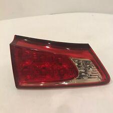 2009 2010 2011 2012 2013 Lexus IS250 IS350 Left Driver Inner Tail Light Lamp OEM