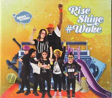 ALPHABET ROCKERS 2017 Rise Shine #Woke CD - NEW!