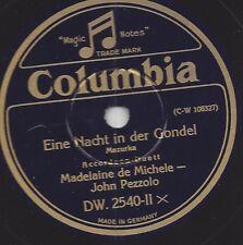 Accordeon Duett John Pezzolo + Madelaine de Michele : Die Millionen des Harlekin