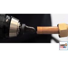 SPIN Tools F4000 Flaring Tool Drill Bit Set 1/4'' 3/8'' 1/2'' 5/8'' (4 pieces)