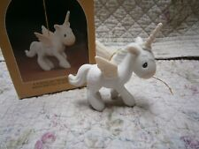 Precious Moments Ornament Unicorn