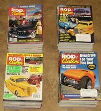 Rod & Custom Magazine Lot of 106 Issues 1989-2010