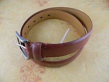 "Levi's Red Leather Dress Belt 11LV02RU 34"""