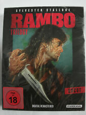 Rambo Trilogy - Trilogie Teil 1, 2, 3 uncut remastered - Sylvester Stallone