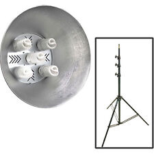 Impact VA903 Fluorescent Cool Light One Fixture Kit (120VAC)