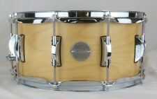 Click Drums 6.5x14 10ply Maple Snare Drum
