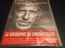 """DVD NEUF """"PERE PIERRE TEILHARD DE CHARDIN - LES AILES DE L'ESPRIT"""" documentaire"""