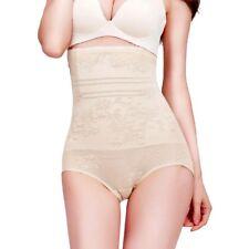 UK Ladies Plus Size Magic Knickers Stomach Flattening Underwear Pull Me In Pants