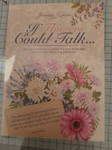 NEW CD-ROM Card making Joanna Sheen If Flowers could Talk Jane Netley Mayhew