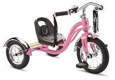NEW Schwinn 12 inch wheel Retro Style Kids Roadster Tricycle - Pink
