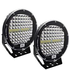 Safego 2 X 408W Led Work Light Spot Beam Driving Fog Offroad 4X4 Truck Boat ATV