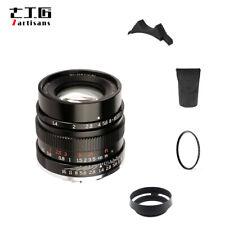 7artisans 35mm F1.4 Full Fame Lens for Sony E NEX a6000 a6300 A72 A73 A7R2 A7R3