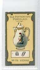 (Jd7643) LEA,OLD POTTERY & PORCELAIN 3RD,VIENNA,1912,#119