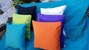 Water Resistant Outdoor/Indoor Cushion Covers 40cmx40cm 50cmx50cm