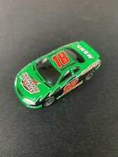HO SLOT CAR NASCAR LIFE LIKE FAST TRACKER #18 INTERSTATE A