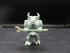 vintage Japanese Neclos Fortress keshi figure Minotaur rubber monster toy part 1