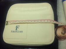 Bvlgari Cosmetic Bag Bvulgari Ladies White Travel Empty