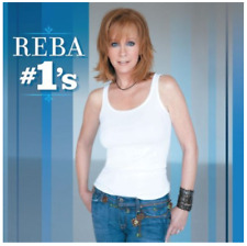 Reba McEntire - #1's (2-CD set) • NEW • Greatest Hits, Best of, Does He Love You