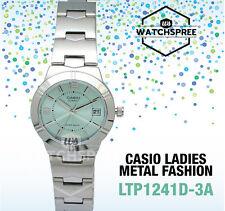 Casio Women's Classic Series Watch LTP1241D-3A