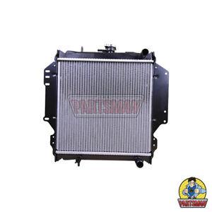 Radiator Suzuki Sierra SJ410 SJ413 SJ80 1.3L 378mm Wide Core 7/81-12/98 Manual T