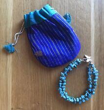 Beautiful Handmade Turquoise Stone Bracelet