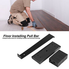 Wood Flooring Installer Laminate Tool Kit Spacers W/ L Tapping Block & Pull Bar