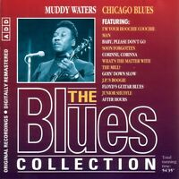 Muddy Waters-Chicago Blues The Blues Collection CD
