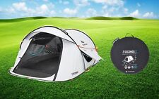 Quechua 2 Seconds Easy II FRESH & BLACK 2 Man Waterproof Pop Up Camping Tent