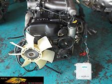 Toyota Crown JZS151 2.5L Inline 6 NA VVTi Engine AT W/ Wiring ECU JDM 1JZGE #1