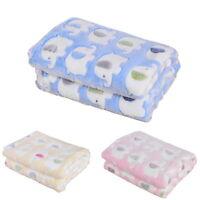 Warm Soft Coral Pet Blanket Dog Cat Sleep Mat Dog Pet Bed Mats Puppy Cushion
