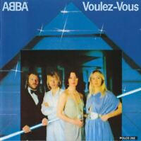 ABBA voulez-vous (CD, album) europop, pop rock, disco, very good condition,