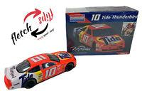 Monogram #10 Tide Thunderbird 1:24 Scale Model & Racing Champions Car Ricky Rudd
